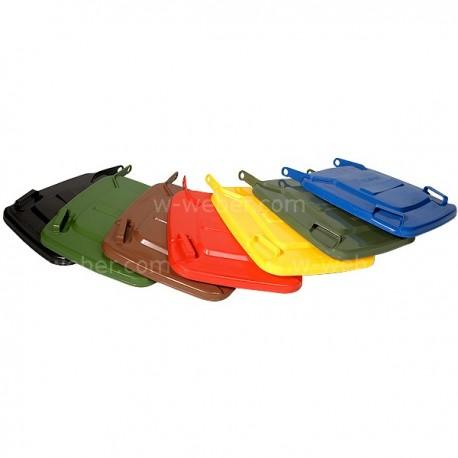 Repuesto Tapa Contenedor de basuraRepuesto Tapa Contenedor de basura Repuestos y Accesorios para Contenedores