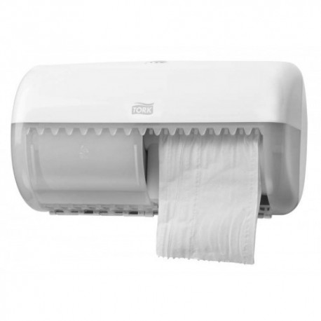 TORK ELEVATION HIGIÉNICO TWIN BLANCO - T4TORK ELEVATION HIGIÉNICO TWIN BLANCO - T4 Dispensadores de Papel Higenico