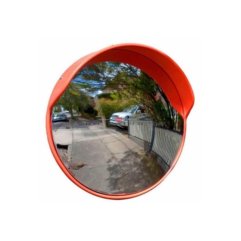 Espejo 80 cms convexo exterior y interior for Exterior y interior