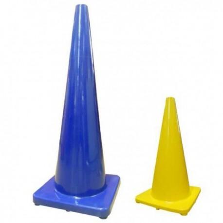 Cono Señalización PVC ColoresCono Señalización PVC Colores Conos