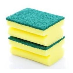 Esponja amarilla de poliuretanoEsponja amarilla de poliuretano Paños y Esponjas