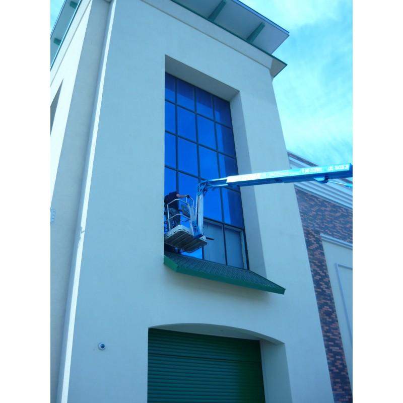Laminas efecto espejo para ventanas fabulous instalacin for Laminas proteccion solar leroy merlin