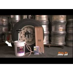 Sellante para neumáticos de camiones y maquinaria pesadaSellante para neumáticos de camiones y maquinaria pesada Equipamiento...