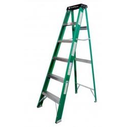 Escalera de Tijera Sencilla 792-05 102kgEscalera de Tijera Sencilla 792-05 102kg Escaleras de Tijera Simples en Fibra de Vidr...