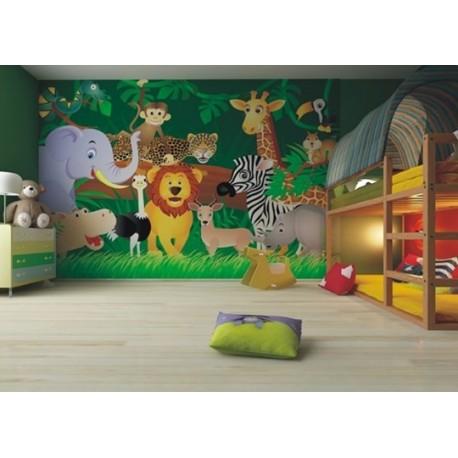 Murales infantiles solarfilm for Murales infantiles