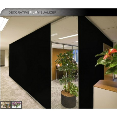 EMPAVONADO NEGRO BLACK OUT FROSTED GLASSEMPAVONADO NEGRO BLACK OUT FROSTED GLASS Laminas Decorativa