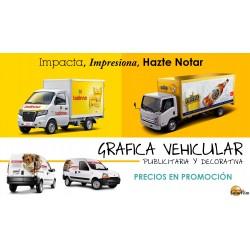 Rotulado de Vehiculos Rotulado de Vehiculos GRÁFICA VEHICULAR