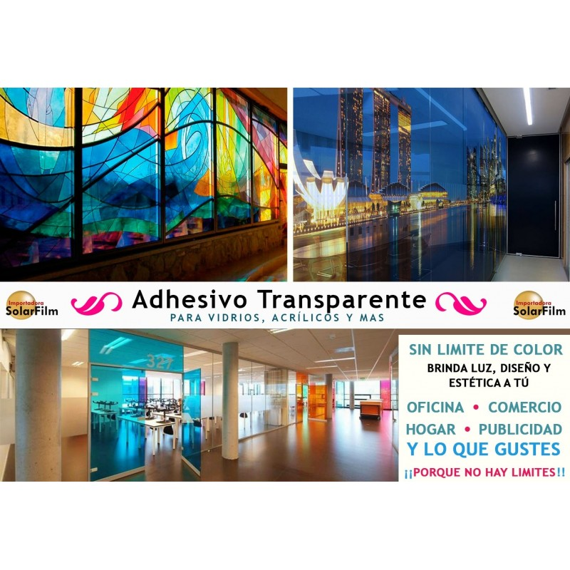 L minas decorativas con efecto de vitral - Laminas decorativas para pared ...