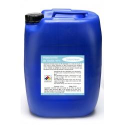 Hipoclorito de Sodio (NaClO) concentraciones de 10%
