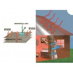 Alte Fusión Barrera Térmica + Membrana HidrofugaAlte Fusión Barrera Térmica + Membrana Hidrofuga Aislación y sellos en Constr...