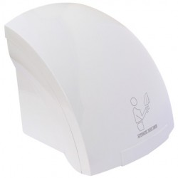 Secador de Manos Quiet Dryer Plastico