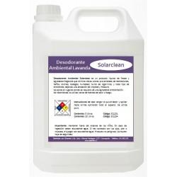 Desodorante Ambiental LavandaDesodorante Ambiental Lavanda SOLARCLEAN - BAÑOS Y AMBIENTES