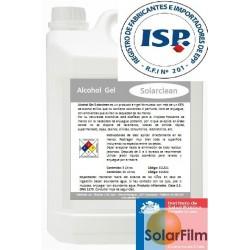 Alcohol Gel con registro ISPAlcohol Gel con registro ISP SOLARCLEAN - JABONES