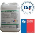 Amonio Cuaternario Saniquat 10 con registro ISP D-670/16