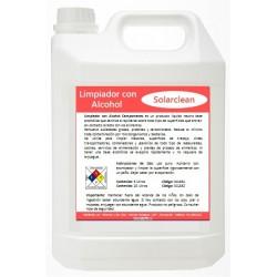 Limpiador base alcohólicaLimpiador base alcohólica SOLARCLEAN - COCINAS