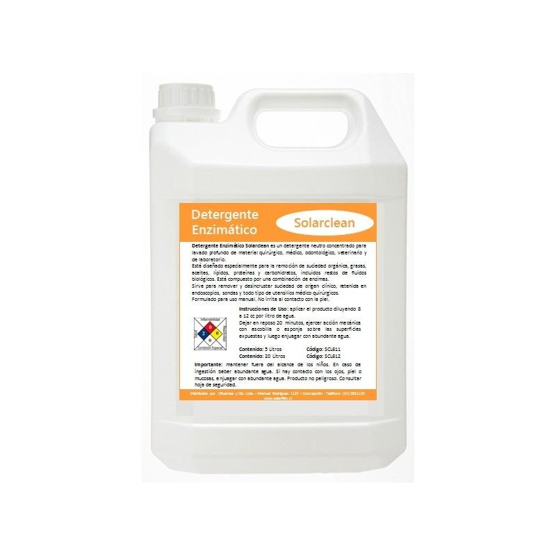Detergente enzim tico - Jabon neutro para limpiar ...