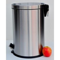 Basurero Acero Inxidable 20 lts.Basurero Acero Inxidable 20 lts. Variedades de Contenedores de Reciclaje 50 litros