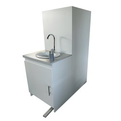 Lavamanos Portátil AutónomoLavamanos Portátil Autónomo Dispensadores de Jabon