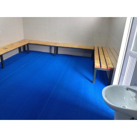Superficie para Pisos Humedos WET AREA PISO TIPO WET AREA VINIL 5 MM X 1,20 MTS ANCHO PSH05COL