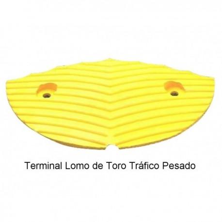 TERMINAL LOMO TORO 100CM ALTA RESISTENCIA AMAR. O NEGROTERMINAL LOMO TORO 100CM ALTA RESISTENCIA AMAR. O NEGRO Lomos de Toro