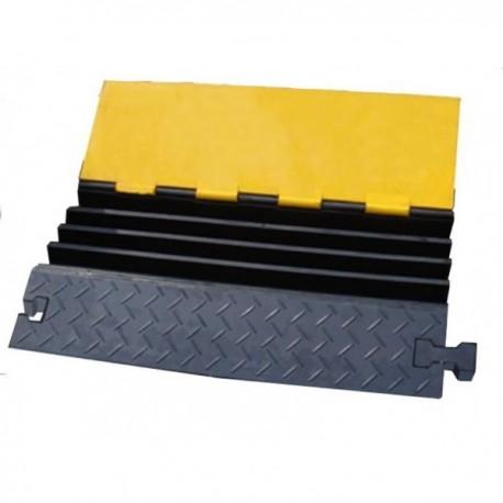 PROT. CABLES 80X60X8CM NEG/AMAR 4 CANAL HEAVY DUTYPROT. CABLES 80X60X8CM NEG/AMAR 4 CANAL HEAVY DUTY Protectores de Cable, Ma...